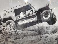 Vintage off-roading, South Africa