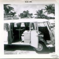 1961 Kombi Camper