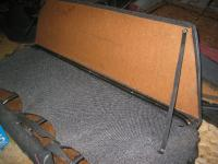 Late Beetle rear parcel shelf