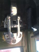 The Thing Shop top latch install