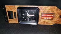 vdo super beetle clock, not push in