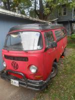 My 1971 Westfalia, as I bought it.