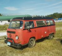 My 1971 Westfalia, as I bought it.