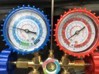 Eurovan AC pressure
