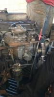 Lieutenant Van - VWLT 4x4 d2.4 motor work