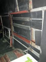 Lieutenant Van - VWLT 4x4 Interior reversed