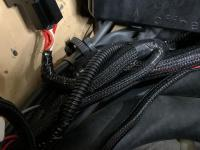 Holley Terminator X EFI installed into a 1985 Vanagon
