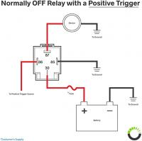 Fused relay