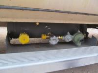 new propane valves and fittings