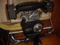 1600 mpg rally drag motor