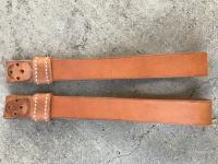 type 1 leather grab straps