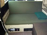 Rear Bench Coverings
