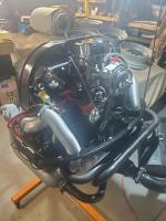 new 1641cc motor