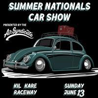 NATIONALS CAR SHOW