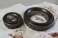 Wheel bearing intermittently seizing?