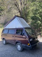 GoWesty Rainfly Installed