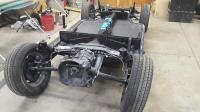 67 Fastback Reassembly