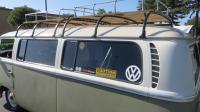 Standard Bay Window Buses at VDUBlicious - *Pizzalicious* April 17, 2021 Gilroy, CA