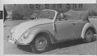 early cabrio prototypes