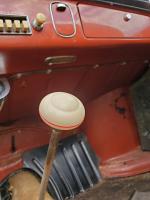 1960 Paprika Ghia convertible