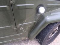 Fuel tank ventilation