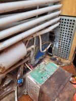 74 dometic fridge - early converter