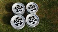 5x130 7J15 LAZER wheels refurbished