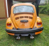 74' super beetle back