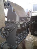 2.0 ABA 1995 jetta engine paint
