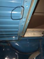 Reef Blue paint match