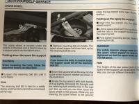 Eurovan Spare Tire Removal