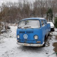 Hopefully the last snow this season