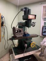 Powermatic Millrite milling machine