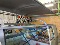 Roof strengtheners and roof work