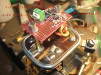 6 Volt Electronic Voltage Regulators Model 350e