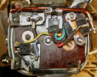 6 volt voltage regulator Model 6700i Bottom View