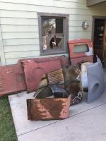 1951 Standard Microbus project