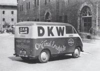 DKW van