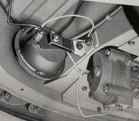 Barndoor 53 horn bracket