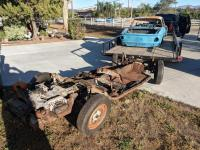T34 Ghia Convertible Project
