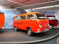 Gas turbine bus