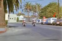 VWs in CHiPs TV show