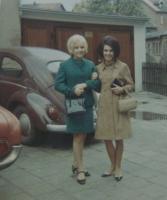 Vintage VW oval window photo