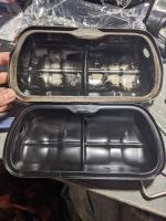 Deep stock valve covers