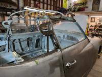 58 Ghia cabriolet - Amazon Green originaly