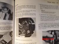 steering box adjustment