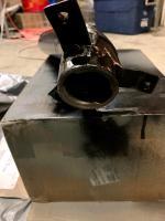 Fuel filler neck and vent hose
