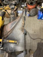 54 Oval Rear Apron Repairs