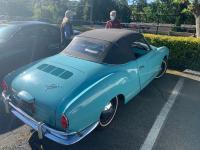 1964 Ghia vert OG owner to this day