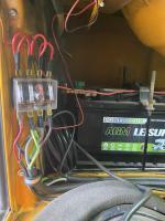 Kombi wiring